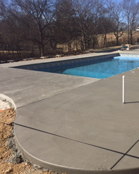 Pool Deck Gallery